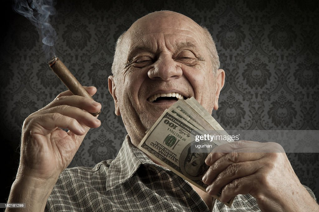 Old men : Stock Photo