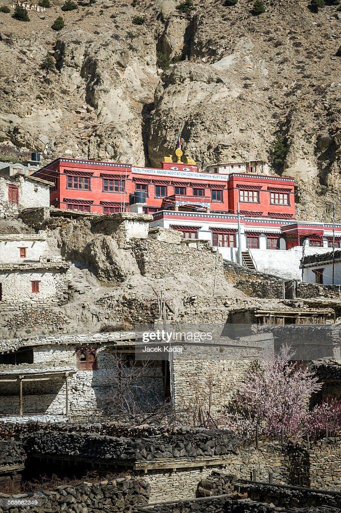 Old Monastery : Stock Photo