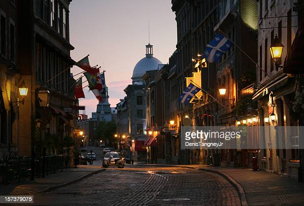 Old Montreal Quebec