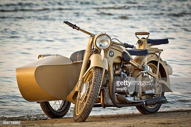 190 Vintage Bmw Motorcycle Photos And Premium High Res Pictures Getty Images