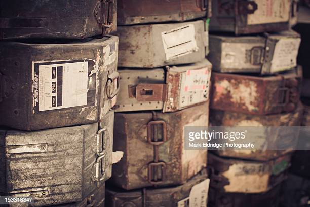old movie cannister storage - regression film stock pictures, royalty-free photos & images