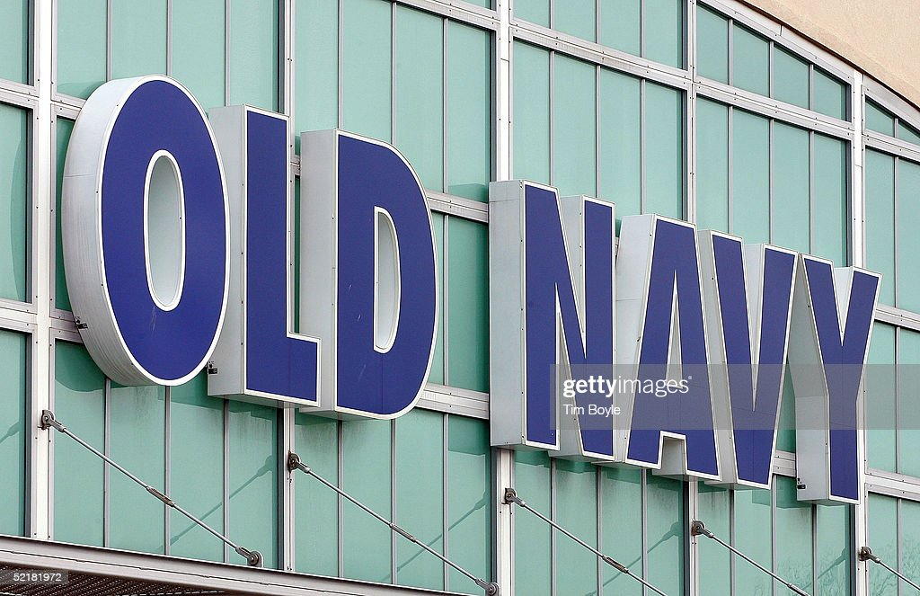 Old Navy Introduces Plus-Sized Clothing For Women : News Photo