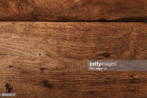 old oak plank background - oak wood material stock photos and pictures