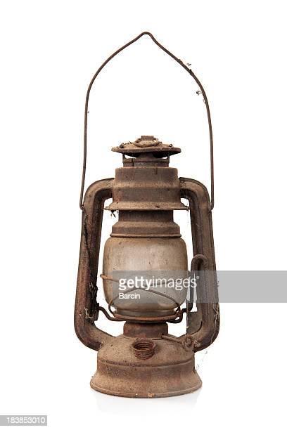 旧オイルランプ