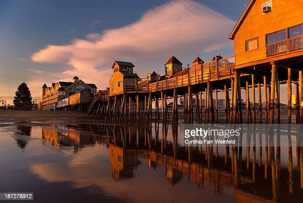 Old Orchard reflections