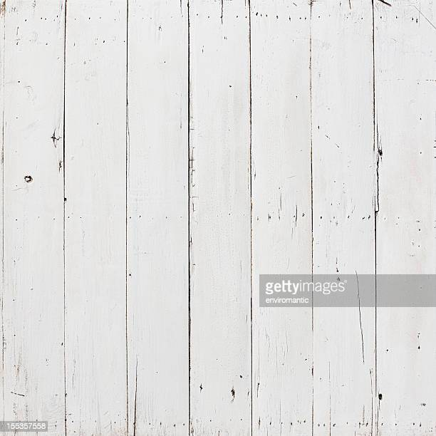 Old painted wooden board background.