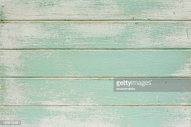 old painted wooden board background. - green color stock pictures, royalty-free photos & images