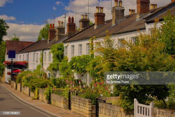 old palace lane, richmond, london, united kingdom - richmond upon thames stock pictures, royalty-free photos & images