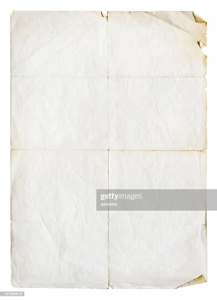 Old paper background : Stock Photo