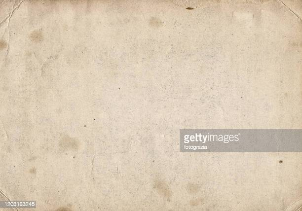 old paper - faded condition stock pictures, royalty-free photos & images