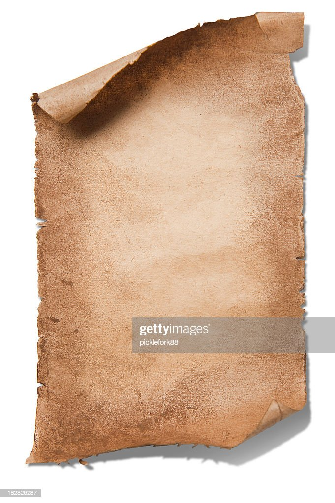 Old paper : Stock Photo