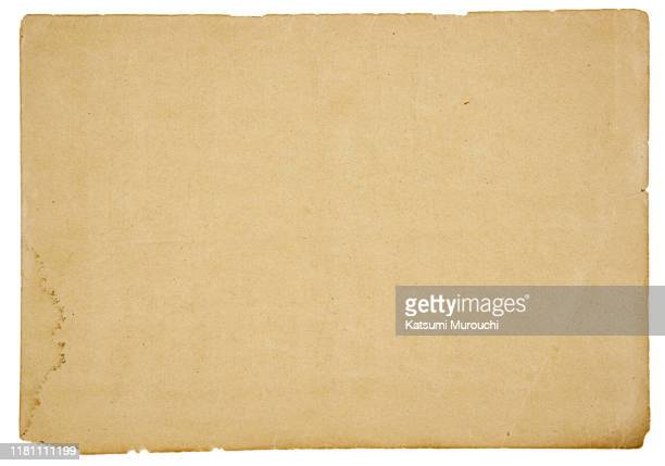 old paper texture background and edge - {{relatedsearchurl(carousel.phrase)}} stock-fotos und bilder