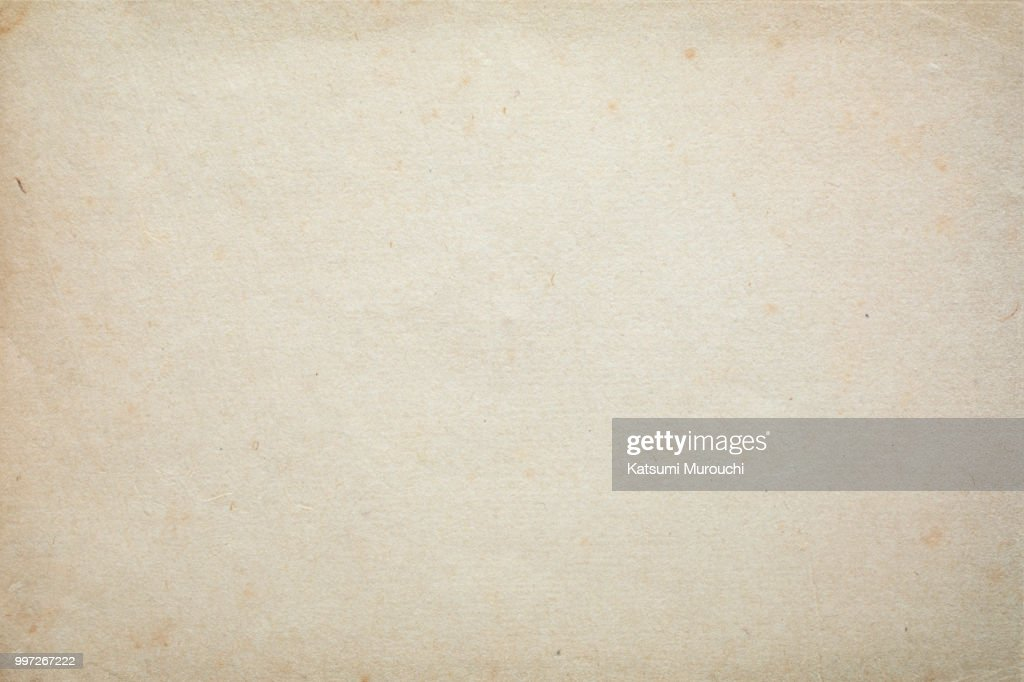 Old paper texture background : Stock Photo