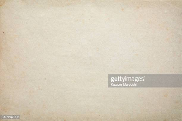 old paper texture background - papel - fotografias e filmes do acervo