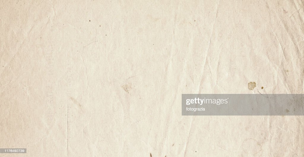 Old Paper Texture : ストックフォト