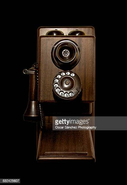 old phone - candlestick phone stock pictures, royalty-free photos & images