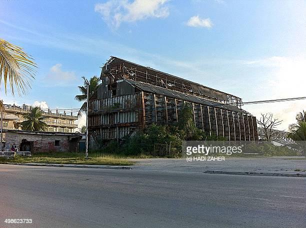 Old phosphate processing plant | Nauru
