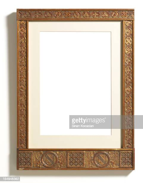 old photo or picture frame