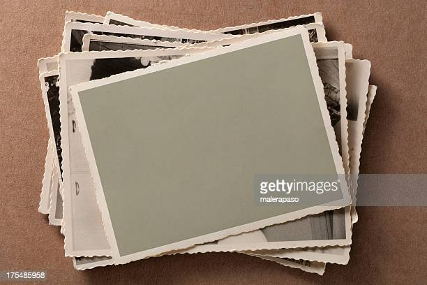 old photographs - photo album stock photos and pictures