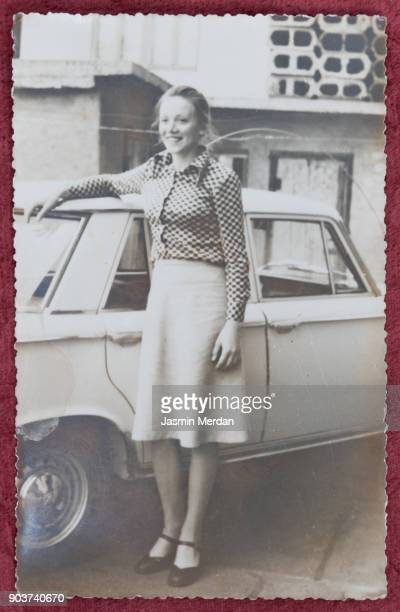old photos of family members - up the skirt pics stock pictures, royalty-free photos & images