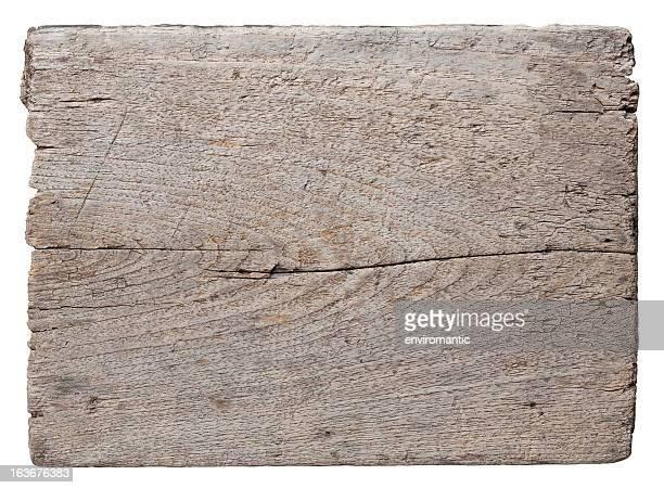 Stück der alten verwitterten Holz Bord.