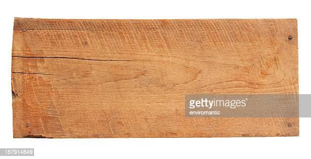 Stück der alten verwitterten Holz.