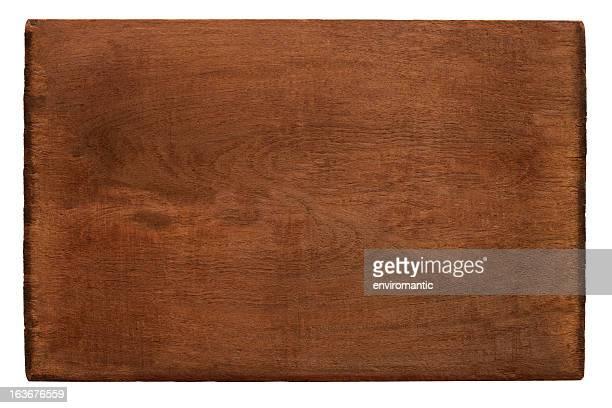 旧アイテムの風化した木材ます。 - チーク ストックフォトと画像