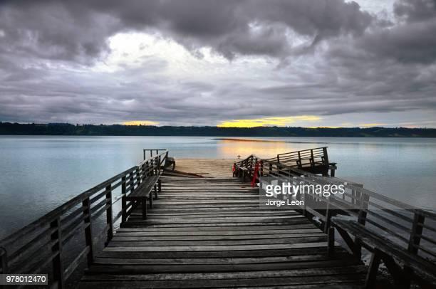 Old Pier - Lake Llanquihue (Patagonia - Chile)