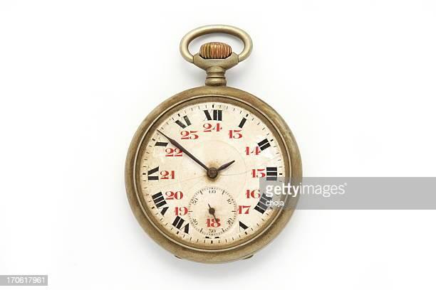 Antigo Relógio de Bolso