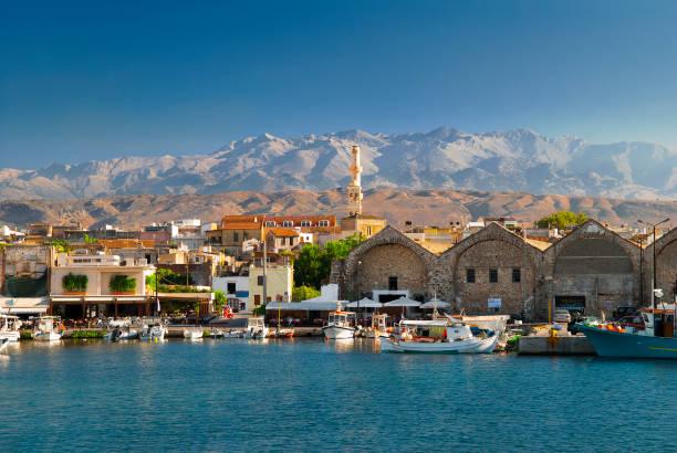Chania Crete, Greece Chania Crete, Greece