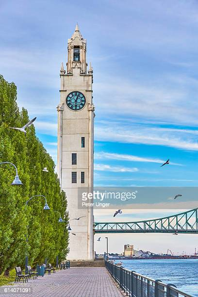 Old Port clock tower, Montreal