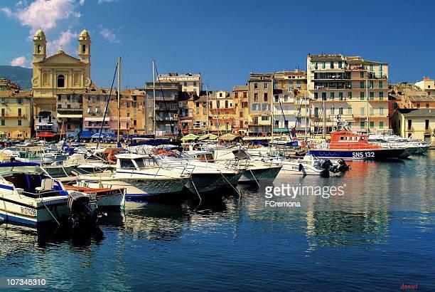 Old port of Bastia