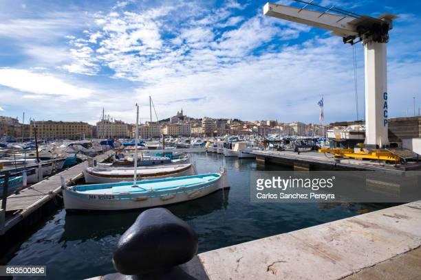 Old port, Vieux Port, Marseille