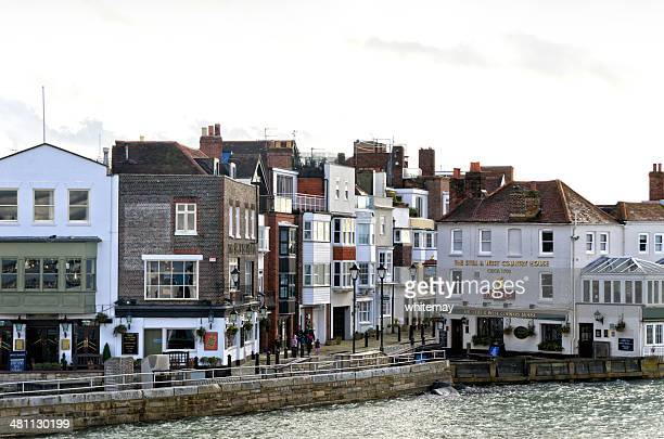 old portsmouth - portsmouth england stock pictures, royalty-free photos & images