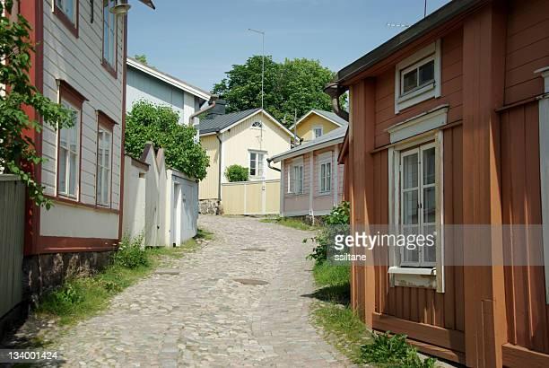 Old Porvoo Finland