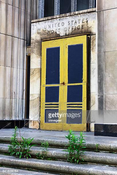 Alte Post Tür, Chicago