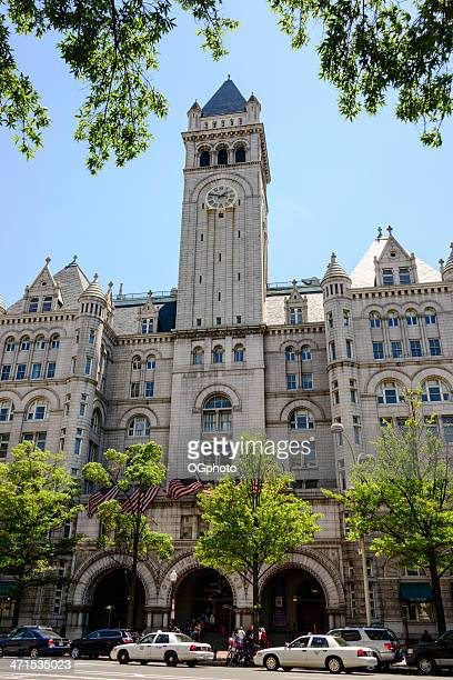 old post office in washington dc - ogphoto stock pictures, royalty-free photos & images
