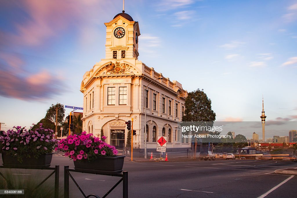 Old Post office : Stock Photo