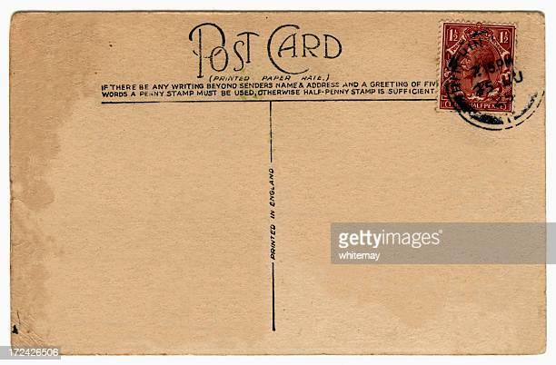 Old postcard: King George V (1925)