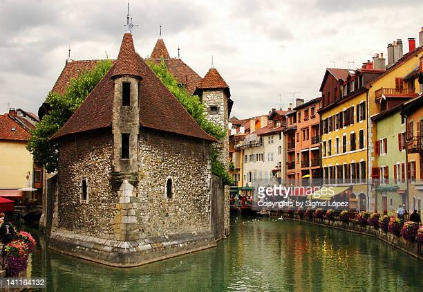 Old prison in Annecy