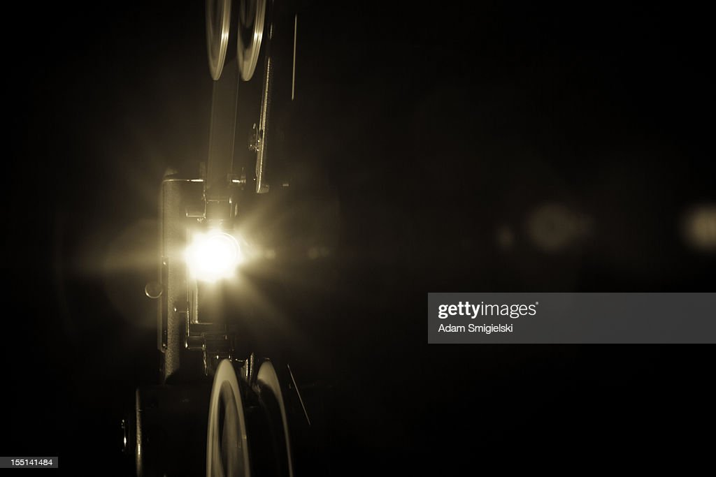 old projector : Stock Photo