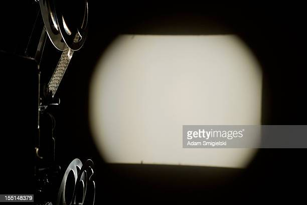 old projector - spotlight film stock photos and pictures