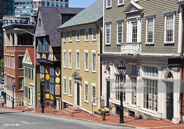 Old Providence Architecture