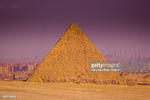 Old Pyramid In Egipt