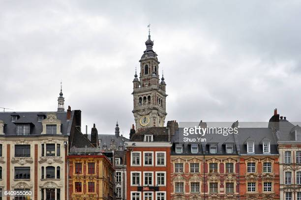 Old quarter of Lille