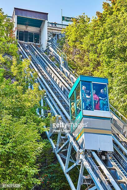 Old Quebec Funicular,Quebec City