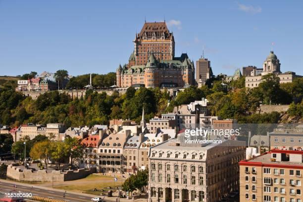 Old Quebec Skyline