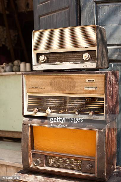 Old Radios for sale, Cairo, Egypt