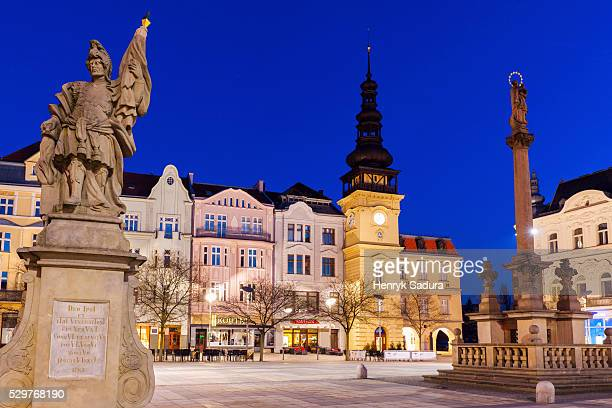 Old Rathaus in Ostrava