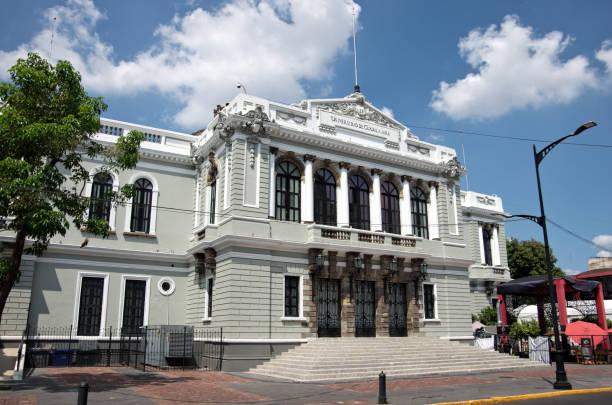 Old Rectory Building (Rectoría), University of Guadalajara (Universidad de Guadalajara), Guadalajara, Jalisco, Mexico